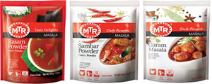 Ostindo International Pty Ltd - Indian Cuisine - MTR